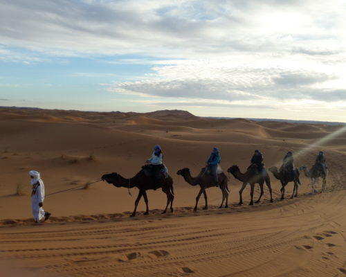 3 Days From Fez To Marrakech via Merzouga