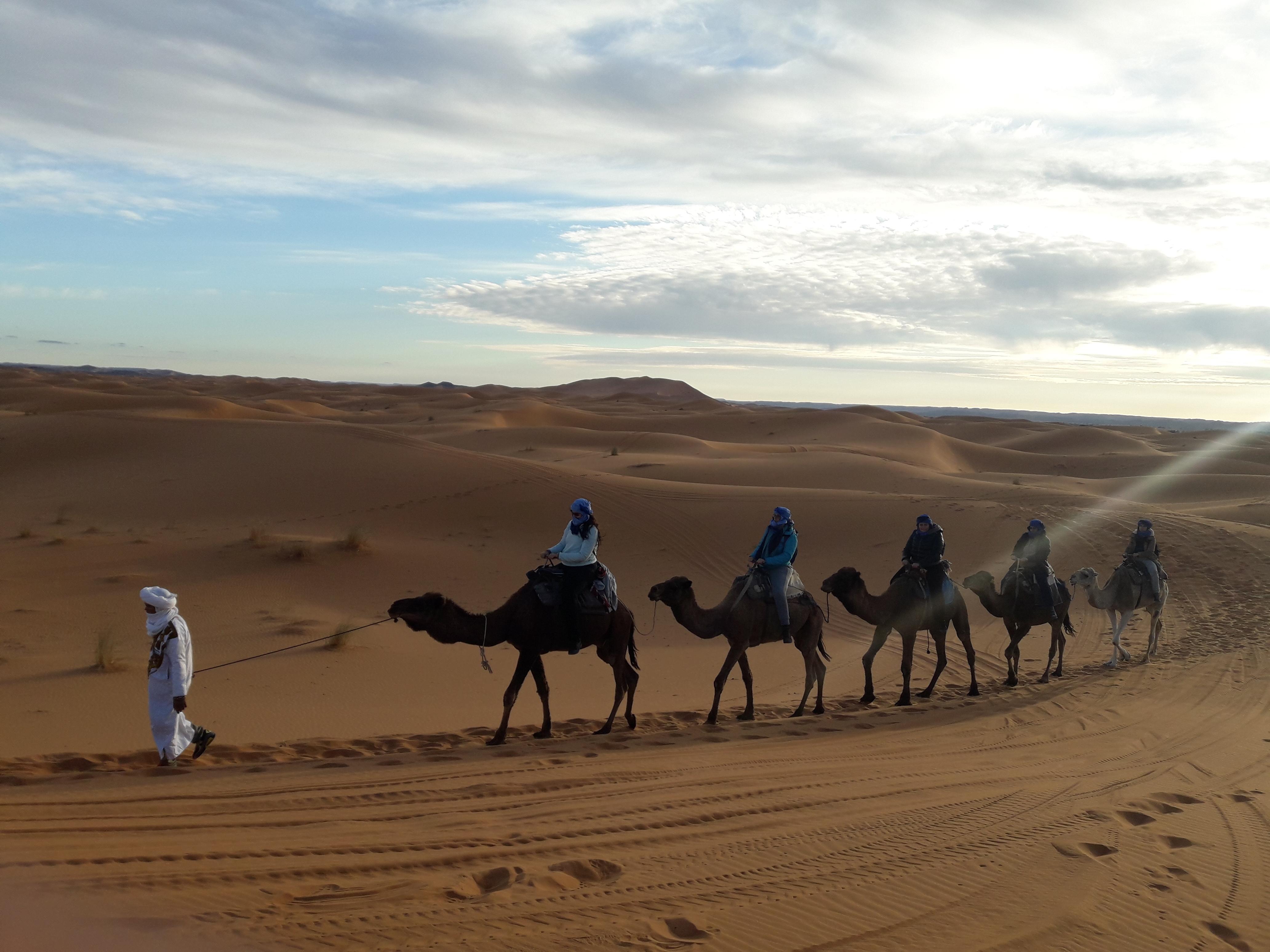 3 Days From Fez To Marrakech via Merzouga