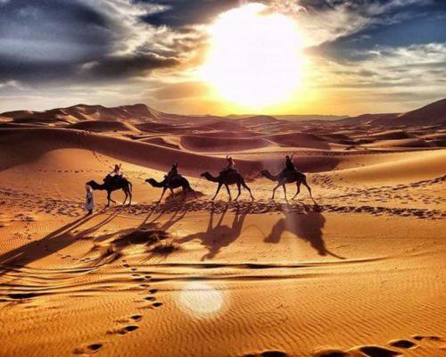 3 dias de viaje privado de marrakech a Merzouga