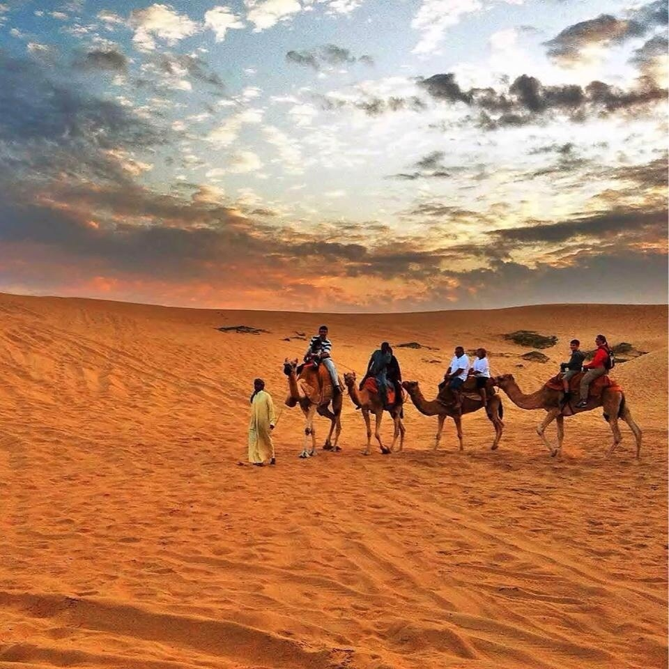 5 Days Tour From Marrakech To Merzouga Desert