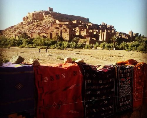 Excursion Desde Marrakech a Ait Ben hadou