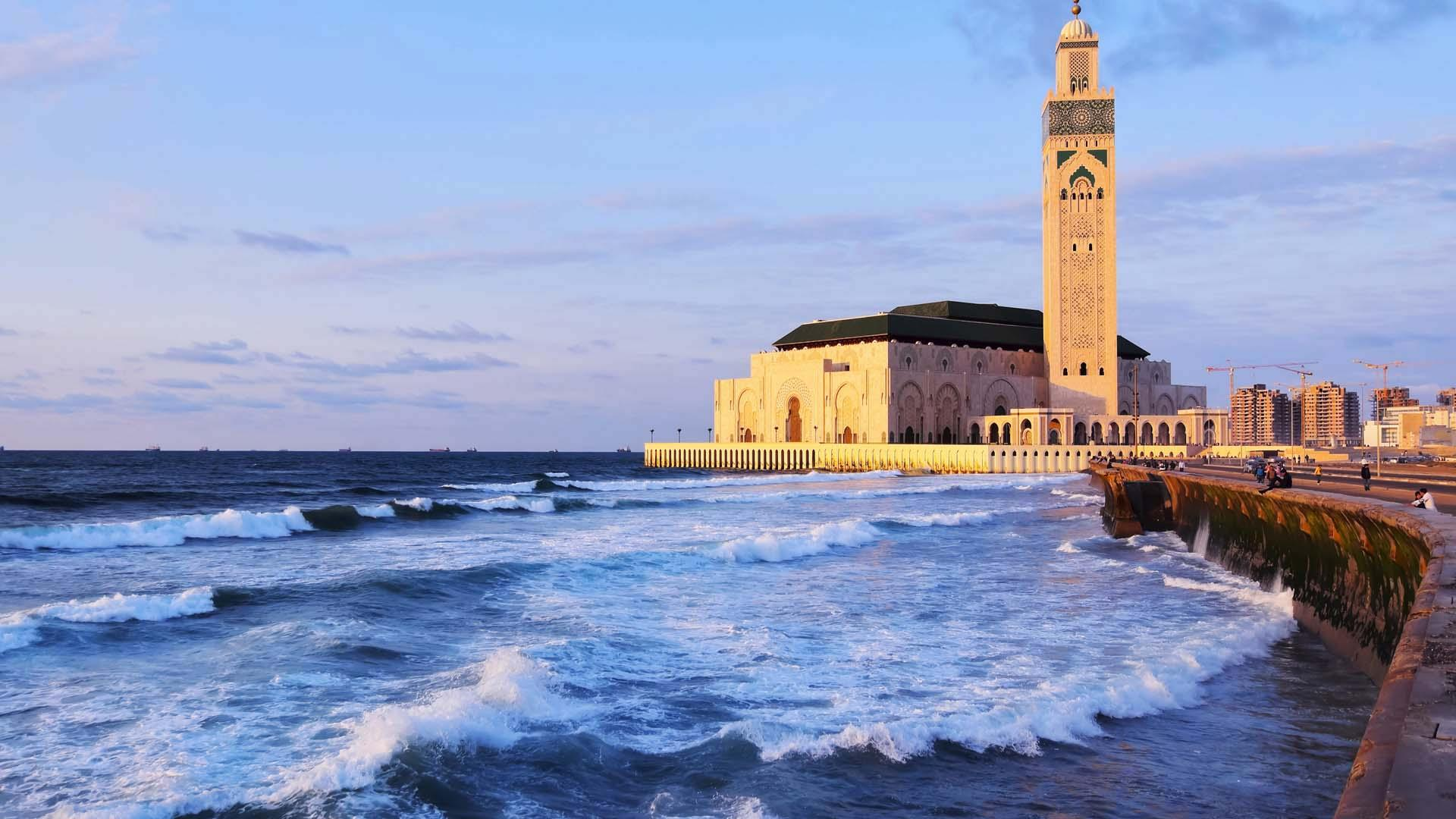 5 days trip from Casablanca to sahara desert and Marrakech