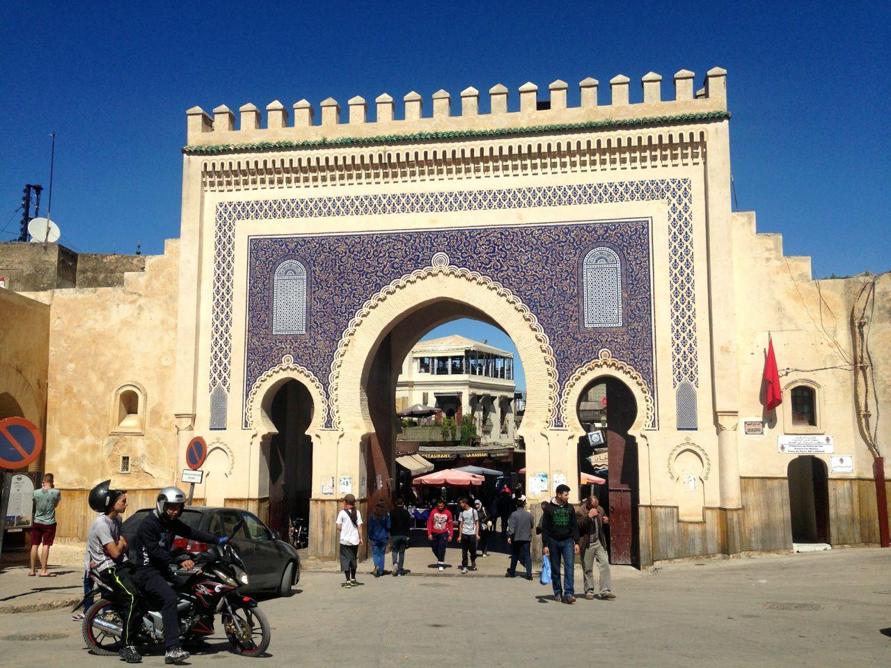 Tour 3 Days From Marrakech To Fes Exploring Merzouga
