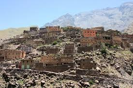 Desde marrakech a Valle de Ourika